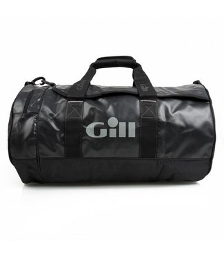 Gill Waterdichte zeiltas Tarp Barrel zwart