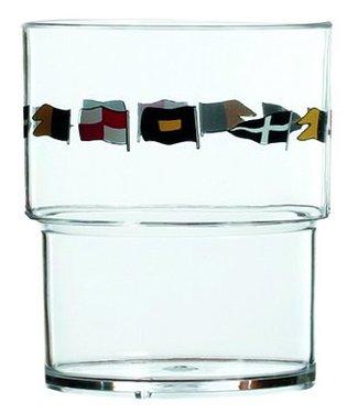 Marine Business Drinkglas Regata stapelbaar