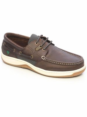 Dubarry Bootschoen Regatta donkey brown
