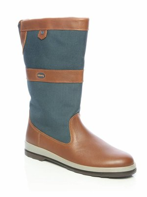 Dubarry Zeillaars Shamrock navy-brown