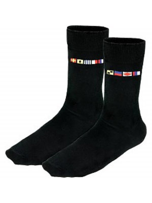 Flyer gifts Sokken seinvlaggen