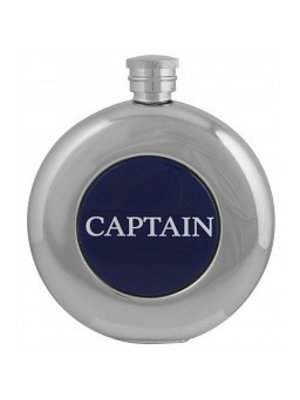 Flyer gifts heupfles Captain rvs giftbox