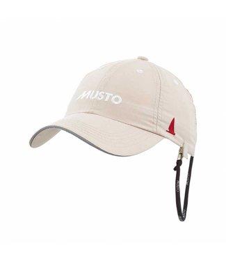Musto Crew cap fast dry beige