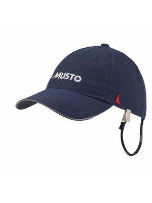 Musto Crew cap fast dry navy