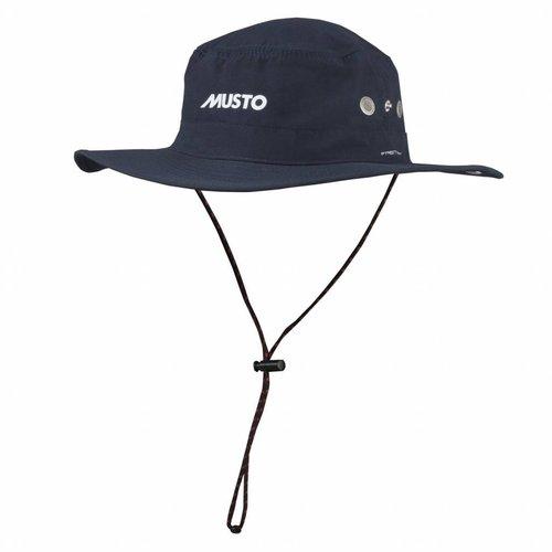 Musto zonnehoed Evo Brimmed Hat navy