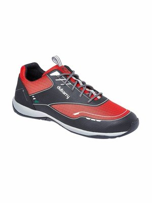 Dubarry Zeilschoen Racer aquasport rood