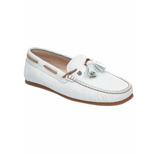 Dubarry Bootschoen Jamaica dames sail white
