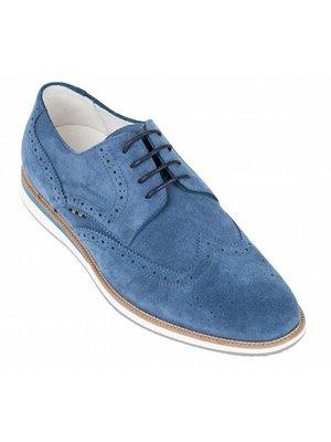 Sommerset Bootschoen Axbridge heren blauw