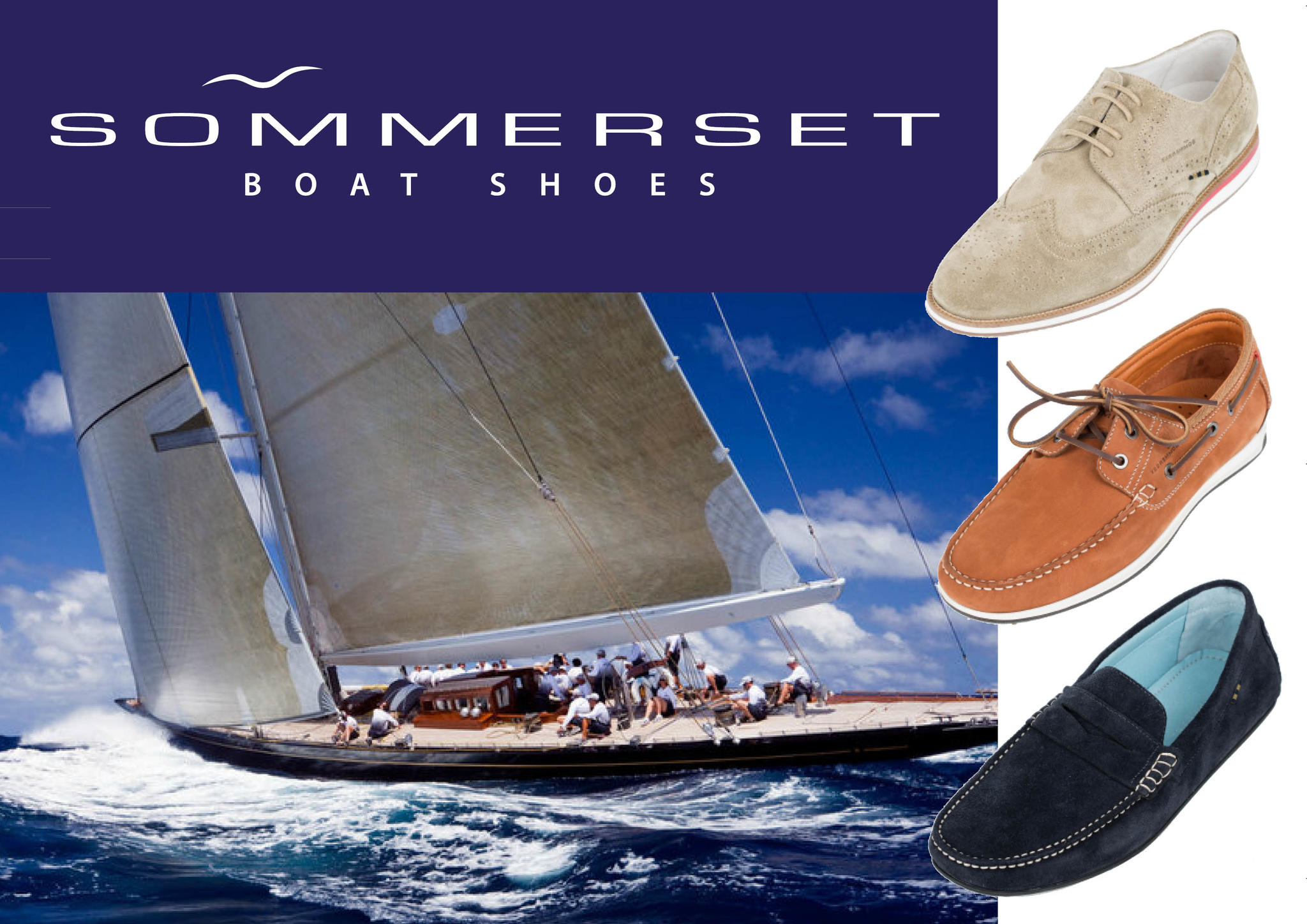 Sommerset boat shoes
