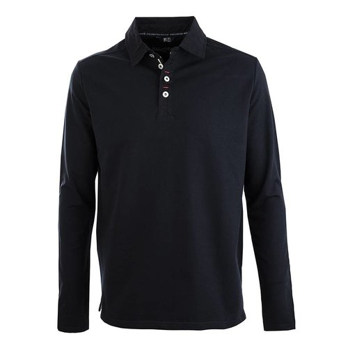 Roosenstein Polo Raf heren l/s navy
