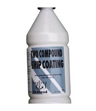 Radboud Two compound ship coating