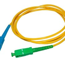 Valadis Fiber Patchcable Single cable LC/UPC-LC/APC8, 1,0 mtr