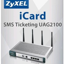 ZyXEL E-iCard SMS Ticketing License for UAG2100