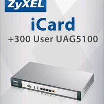 ZyXEL E-iCard Extension User license 300 nodes for UAG5100