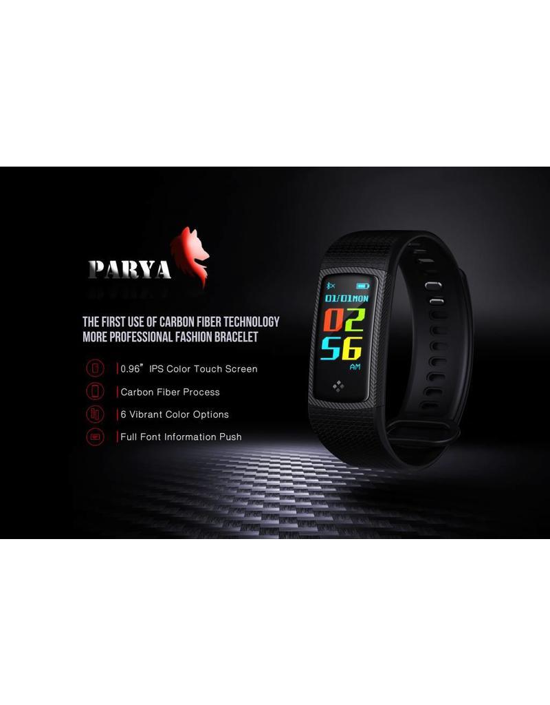 Parya Activity Tracker 2.0