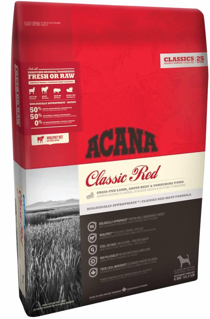Acana Acana CLASSICS Classic Red
