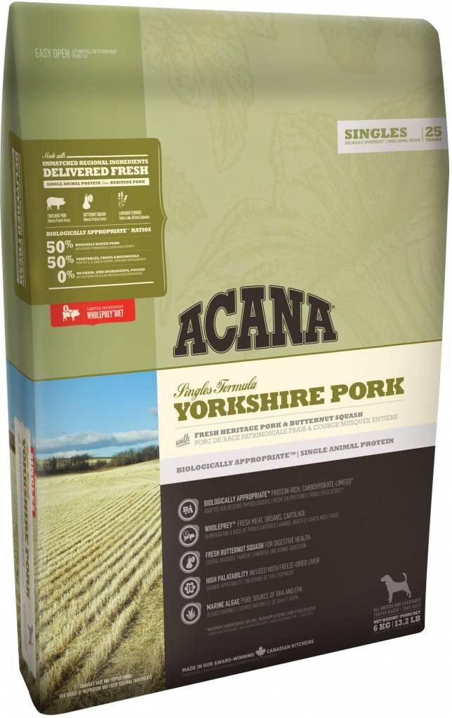 Acana Acana SINGLES Yorkshire Pork