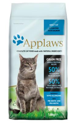 Applaws CAT DRY Adult Ocean Fish & Salmon