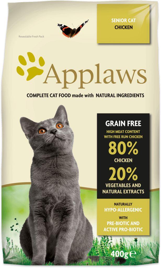 Applaws CAT DRY Senior Cat