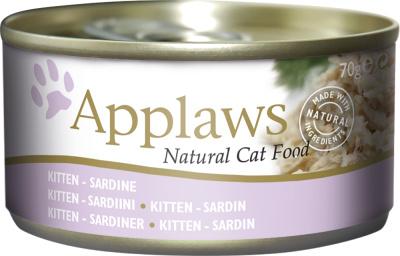 Applaws KITTEN CANS Sardine
