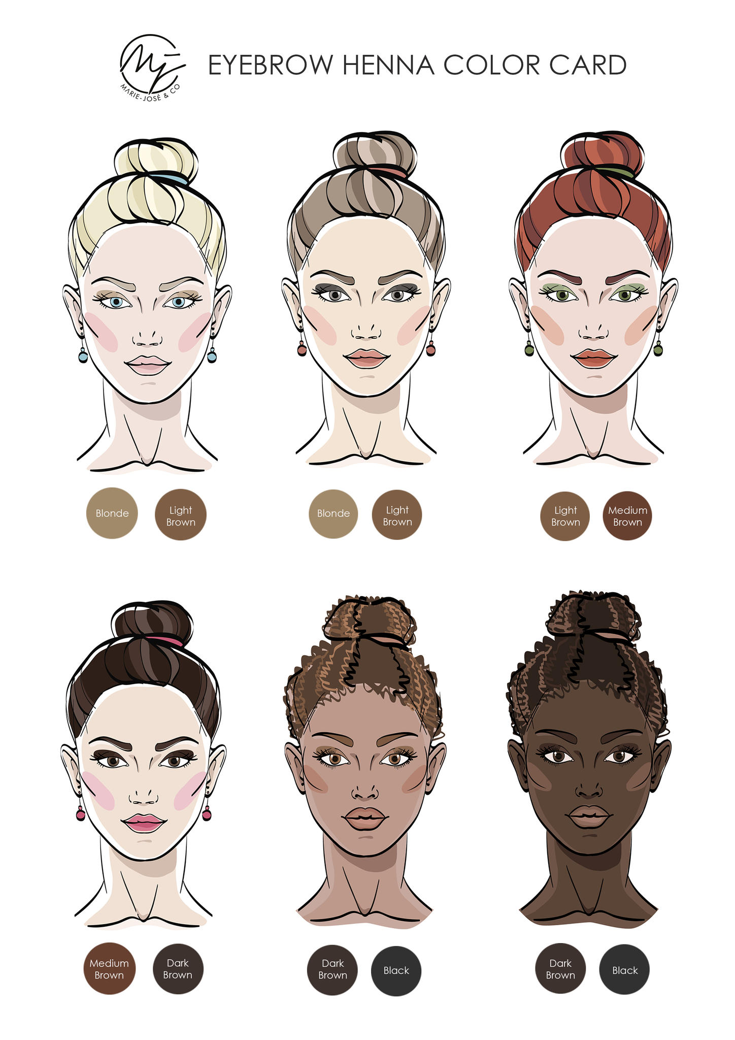 Eyebrow Henna: Dye Your Brows With Eyebrow Henna