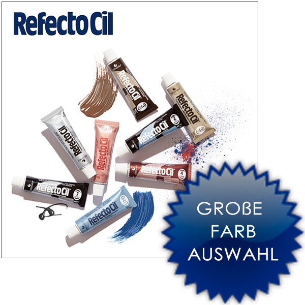 RefectoCil Classic – Wimpernfarbe & Augenbrauenfarbe