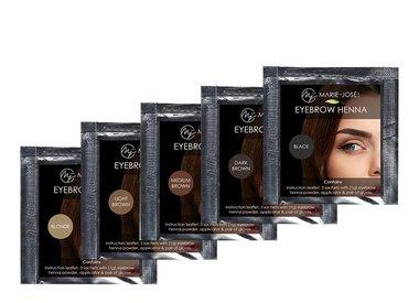 Augenbrauen Henna