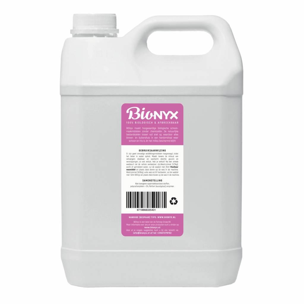Vloeibaar wasmiddel (ruim 150 natuurlijke wasbeurten) (5 L)
