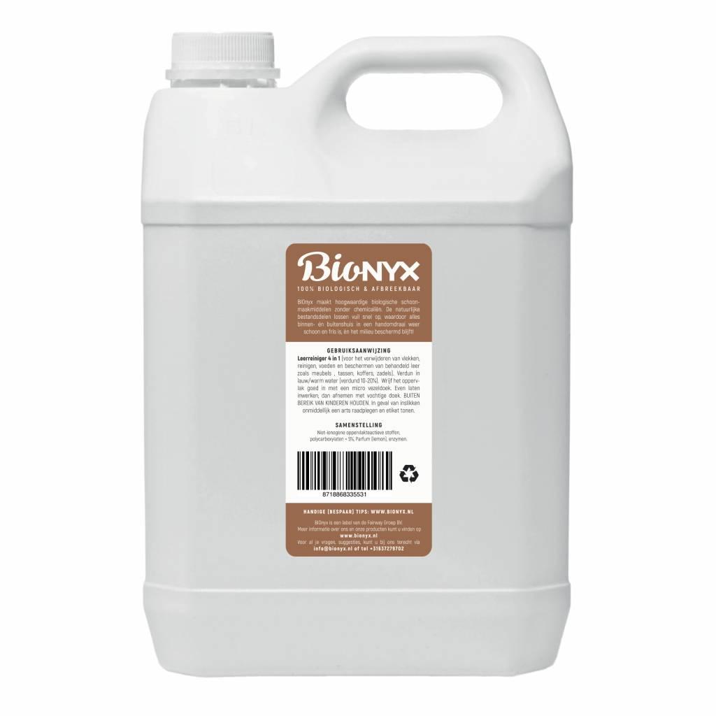 Leerreiniger 4 in 1 (5 liter)