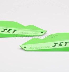 SW-Motech Handkappenset SW-Motech, Jet, inclusief bevestigingsset voor 22 mm sturen