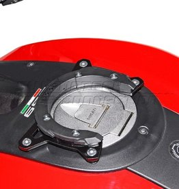 SW-Motech Adapterkit SW-Motech, Tankring Quick-Lock Evo, Ducati Monster 696/1100
