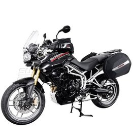 SW-Motech Bagagerek SW-Motech, Quick-Lock Evo-Carr incl  Aero ABS zijkoffers, Triumph Tiger 800/800 XC '10