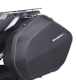 SW-Motech Bagagerek SW-Motech, Quick-Lock Evo-Carr incl Aero ABS zijkoffers, Yamaha FZ 1/Fazer '06-