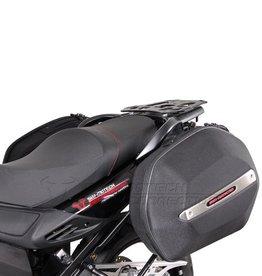 SW-Motech Bagagerek SW-Motech, Quick-Lock Evo-Carr, Incl Aero ABS zijkoffers Suzuki DL 650 V-Strom '11