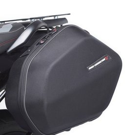 SW-Motech Bagagesysteem SW-Motech, Quick-Lock Evo incl Aero ABS kofferset, BMW F 800 R '09-