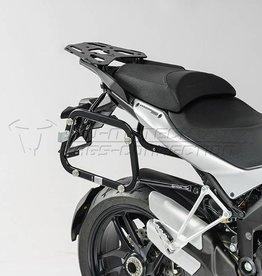 SW-Motech Koffersysteem SW-Motech, Trax ADV, Ducati Multistrada 1200/S '10- 45/45 ltr