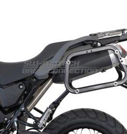 SW-Motech Koffersysteem SW-Motech, Trax ADV, Yamaha XT660 Z Tenere '07- 45/45 ltr