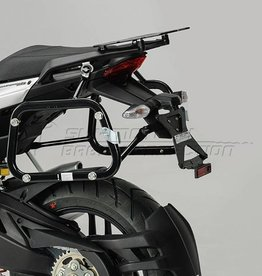 SW-Motech Koffersysteem SW-Motech, Trax Evo, Ducati Multistrada 1200/S '10- 37/37 ltr