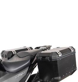 SW-Motech Koffersysteem SW-Motech, Trax Evo, Honda NC 700 X/S '12- 37/37 ltr