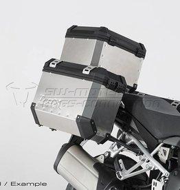 SW-Motech Koffersysteem SW-Motech, Trax Evo, Suzuki V-Strom 1000 '14 45/45 ltr
