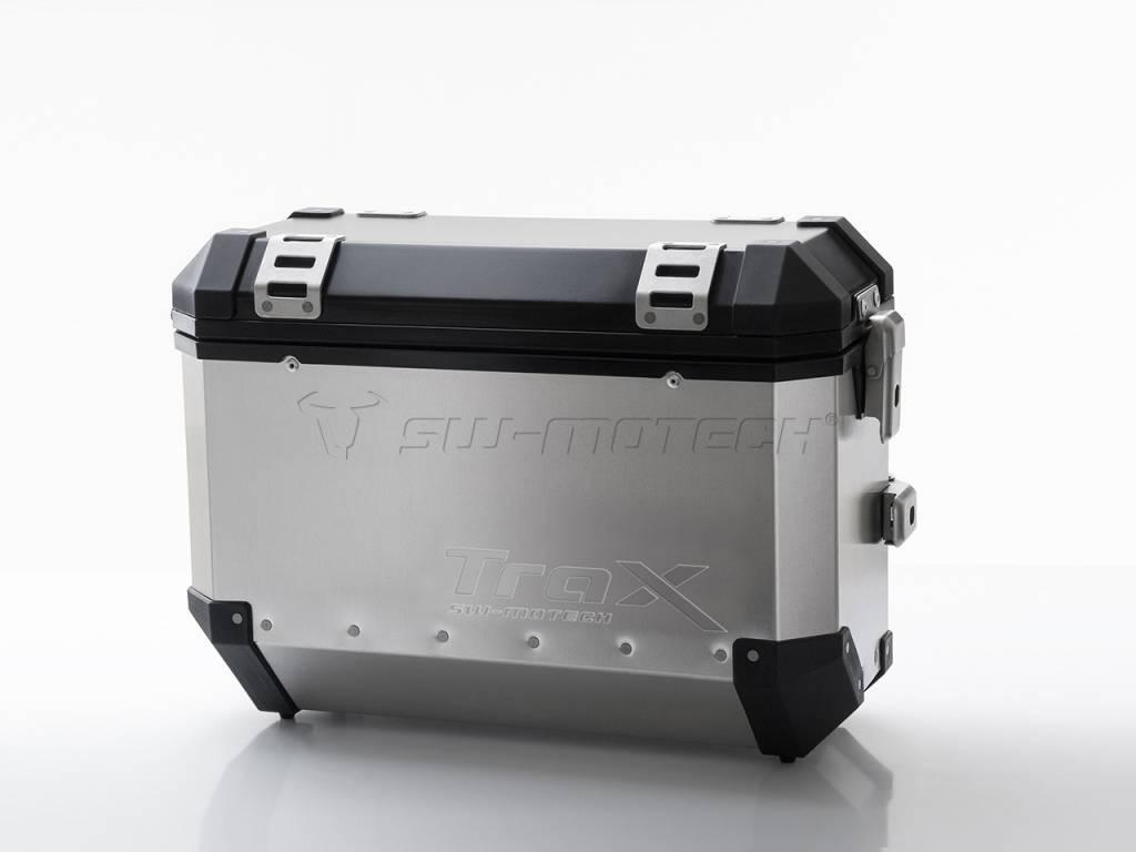 SW-Motech Trax Evo koffersyteem SW-Motech, Ducati Multistrada 1200 '15-, 45/45 ltr