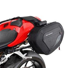 SW-Motech Zadeltassenset SW-Motech, Blaze, Ducati 848/1098/1198 '09-