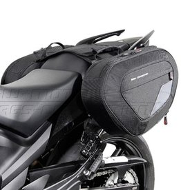 SW-Motech Zadeltassenset SW-Motech, Blaze, Honda CBF 500/CBF 600 S/CBF 1000/CBF 1000 F