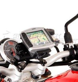 SW-Motech GPS Montageset SW-Motech, Quick Lock, Triumph Speed Triple 1050 '13-