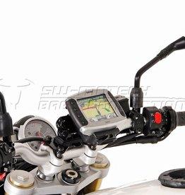 SW-Motech GPS Montageset SW-Motech, Quick Lock, Triumph Street Triple 675 '11-