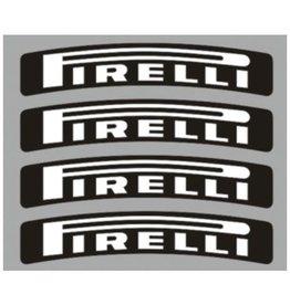 Booster Bandenstickers Booster, Pirelli