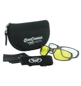 Global Vision Zonnebril Global Vision, Quick change kit verwisselbare glazen