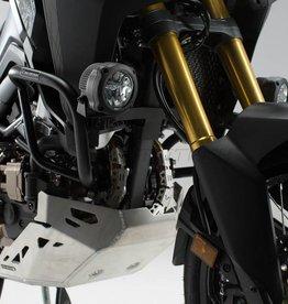 SW-Motech Montageset Hawk lightkit, Honda CRF 1000 L Africa Twin '15- , zonder valbeugel