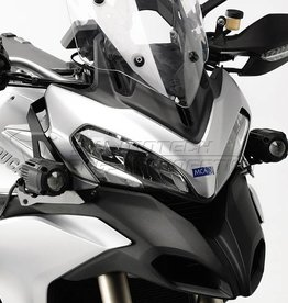 SW-Motech Montageset SW-Motech, Hawk lampenset, Ducati Multistrada 1200/S '10-