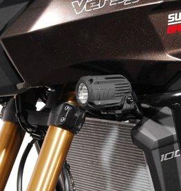 SW-Motech Montageset SW-Motech, Hawk lampenset, Kawasaki Versys 1000 '12-